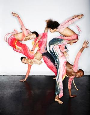 Jazzart Dance Theatre Presents of BHABHA: A New Jazzart Work at Artscape Theatre, Now thru 19 July