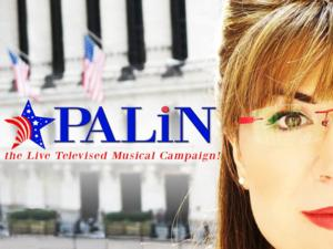 PALIN THE MUSICAL Comes to the Laurie Beechman, 11/13