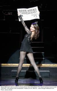 BWW Reviews: Bianca Marroquin and Cast Razzle Dazzle Durham Audiences in CHICAGO