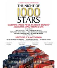 Cariou And Van Outen To Join Headley For THE NIGHT OF 1000 STARS On May 5