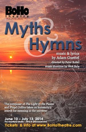BoHo Theatre to Present Adam Guettel's MYTHS & HYMNS, 6/13-7/13