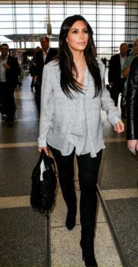Fashion Photo of the Day 2/16/13 - Kim Kardashian