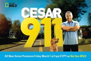 Cesar Millan Set for New Nat Geo Wild Series CESAR 911, Premiering 3/7