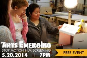Syracuse Stage Features Original Stop Motion Films by High School Students Tonight