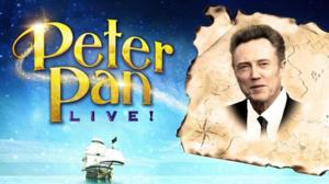 Film, Television, and Theatre Icon Christopher Walken Cast as Captain Hook in NBC's PETER PAN LIVE!