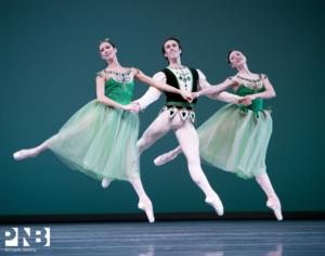 Pacific Northwest Ballet Presents George Balanchine's JEWELS, 9/26