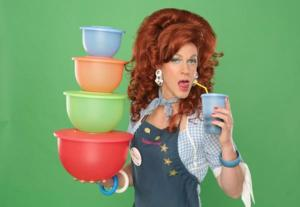 Geffen Playhouse Extends DIXIE'S TUPPERWARE PARTY Through 8/31