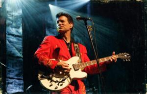 Chris Isaak Coming to Ridgefield Playhouse, 9/3