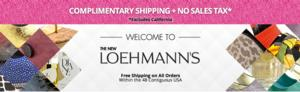 Loehmann's Launches New Website
