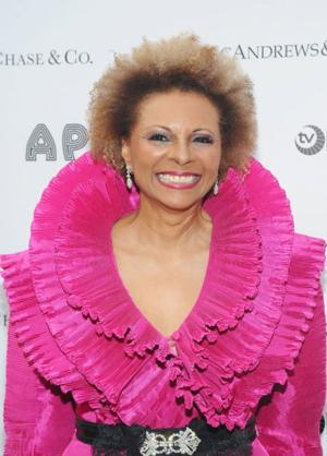 Leslie Uggams Replaces Faith Prince in 4 GIRLS 4 at State Theatre, Today