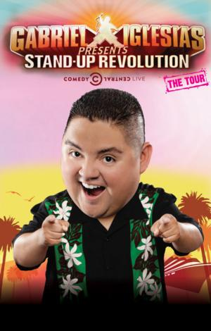 Gabriel Iglesias Presents Stand-up Revolution at Morris Performing Arts Center Today