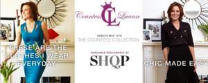 LuAnn de Lesseps Creates Line for ShopHQ