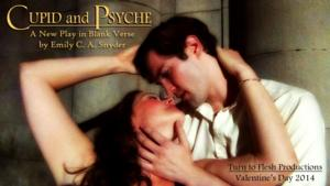 CUPID & PSYCHE to Open 2/13 at The TBG Theatre