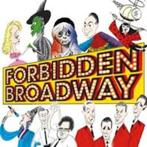 Menier Chocolate Factory Extends FORBIDDEN BROADWAY Through 30 August
