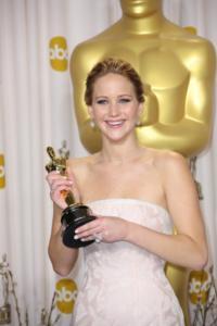 Jennifer Lawrence's OSCAR Speech Omits 2 Most Important People