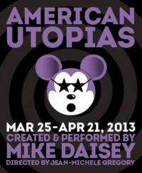 Woolly Mammoth Presents AMERICAN UTOPIAS, 3/25-4/21
