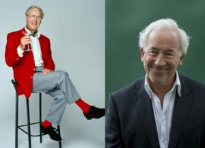 Nicholas Parsons & Simon Callow Celebrate THE GREAT BRITISH MUSICAL, July 4 & 5