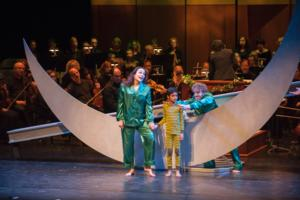 BWW Reviews: Hartford Stage, Hartford Symphony Orchestra Collaborate on Dreamy MIDSUMMER NIGHT