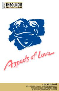 Ubique Cabaret Theatre's ASPECTS OF LOVE Opens 3/11