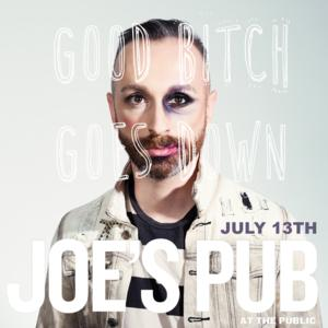 Premiere of Adam Enright's New Show to Play Joe's Pub, 7/13