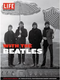 New Photography Book WITH THE BEATLES by Robert Whitaker Captures Beatlemania