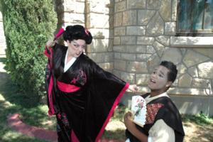 The Gilbert & Sullivan Company Presents THE MIKADO at the Black Box Theatre, 7/19-20