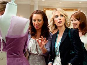 NBC's Movie of the Week BRIDESMAIDS Ranks #2