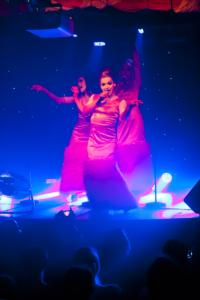 BWW Reviews: THE SUPREME FABULETTES IN LOVE, RHYTHM AND TEARS, Madame JoJo's, October 24 2012