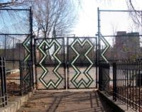 Katherine Daniels' Art Exhibition on View in St. Nicholas Park thru 4/20