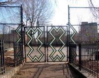 Katherine Daniels' Art Exhibition on View in St. Nicholas Park thru 4/20