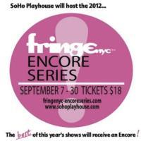 HAVE I GOT A GIRL FOR YOU Joins  2012 New York International Fringe Festival's Encore Series