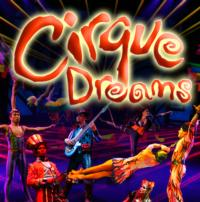 CIRQUE DREAMS to Celebrate 20th Anniversary with 7 Shows, Tours in 2013