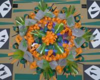 Wreath Interpretations Celebrates Holidays with 30th Annual Exhibit at Arsenal Gallery thru 1/10