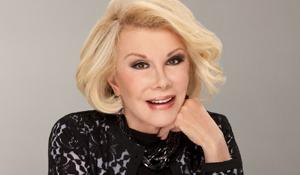 Joan Rivers Adds July 3 Performances at the Laurie Beechman