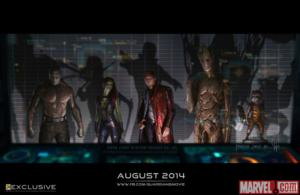 First Look: Premiere of the 'Guardians of the Galaxy' Trailer