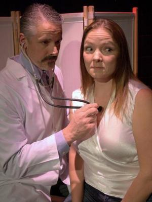 Dragon Theater Opens Season with RX by Kate Fodor Tonight