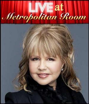 Pia Zadora Coming to the Metropolitan Room, 8/5-10