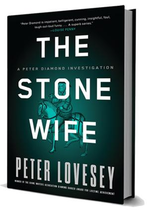 Peter Lovesey Honored with Strand Lifetime Achievement Award in Advance of His Latest Novel, THE STONE WIFE