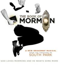 THE BOOK OF MORMON Joins  2013-14 Broadway in Atlanta Season