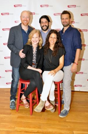 Theresa Rebeck's POOR BEHAVIOR Begins Tonight at Primary Stages