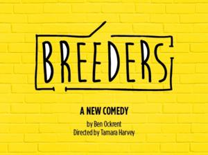 Rooper and Outhwaite To Star In BREEDERS At St James, From Sept 3