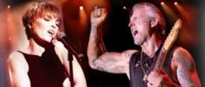 Pat Benatar & Neil Giraldo to Join Cher at Joe Louis Arena, 4/12