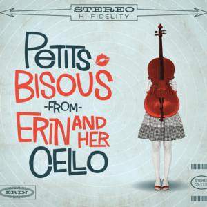 LOVE & LAUGHTER: ERIN AND HER CELLO to Celebrate CD Release at Joe's Pub, 7/31