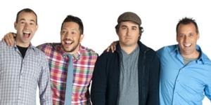 Comix At Foxwoods Presents The truTV Impractical Jokers Tour Featuring The Tenderloins, 5/10