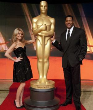 LIVE WITH KELLY & MICHAEL'S AFTER OSCAR SHOW Returns 3/3