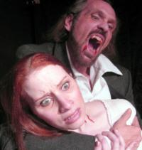 Actors' NET Stages Steven Dietz's DRACULA, Now thru 2/10