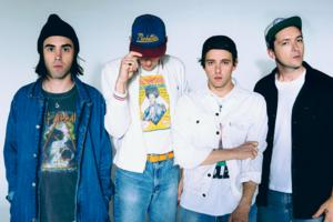 SKATERS Announce Spring Headline Tour in Support of Debut Album Manhattan