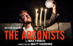 Strawdog Opens 27th Season with THE ARSONISTS, Beginning Performances Tonight