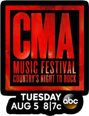ABC to Air CMA MUSIC FESTIVAL: Country's Night to Rock, 8/5