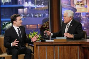 JAY LENO Matches 15-Month Ratings High Monday Night